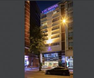 Hotel TTC Deluxe - nước thải Khách sạn 20 m3/ngày