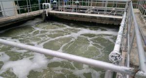 xử lý photpho nước thải