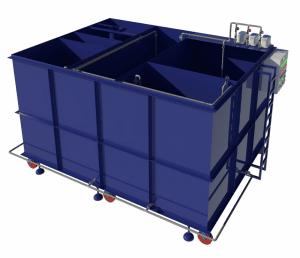Module xử lý nước thải