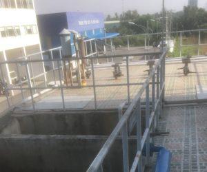 Công ty Tân Tấn Lộc nước thải sản xuất và sinh hoạt 300m3/ ngày đêm
