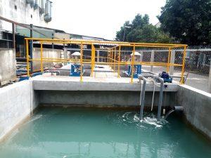 Nước thải sản xuất và sinh hoạt 200m3 ngày công ty Koda Sài Gòn