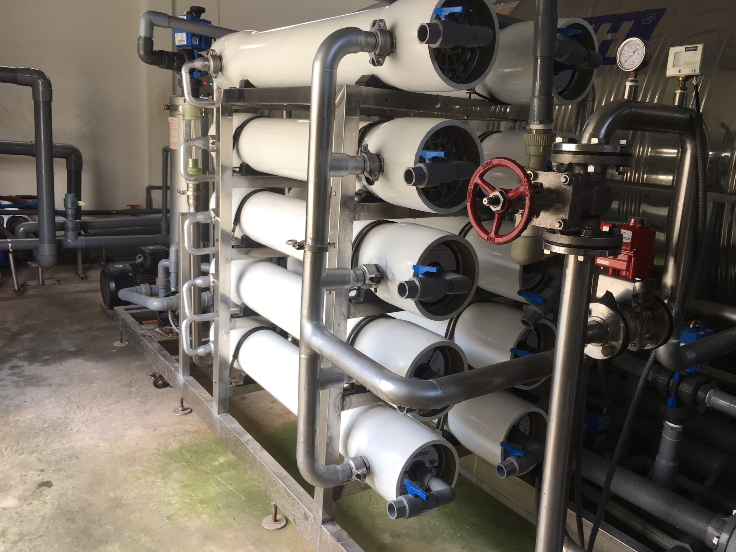 lọc nước RO công nghiệp